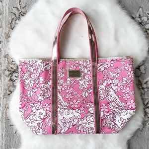Lilly Pulitzer | Sorority Sparkle Tote - Alpha Phi